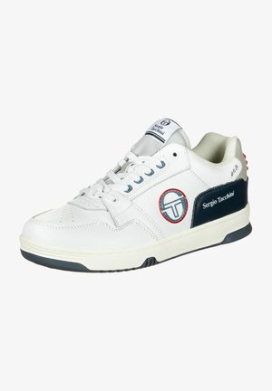 PRIME SHOT - Trainers - white/vintage blue