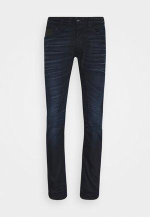 JJIGLENN JJKOBE - Slim fit jeans - blue denim