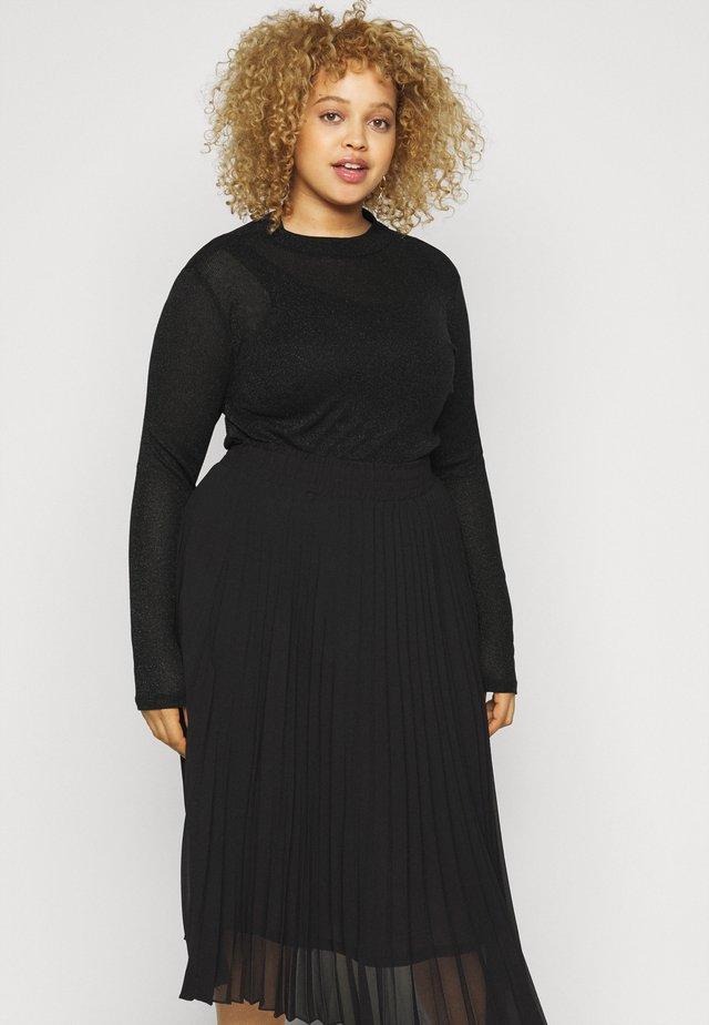 CARLUANA - Long sleeved top - black