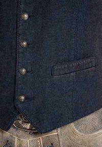 Spieth & Wensky - Waistcoat - dunkelblau - 5