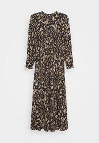 CLARICE DRESS - Robe longue - black