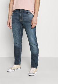 Nudie Jeans - LEAN DEAN - Relaxed fit jeans - blue denim - 0