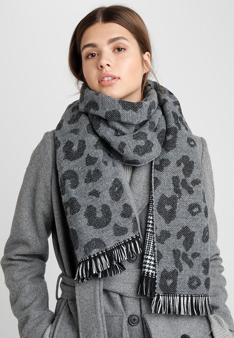 Vero Moda - Sciarpa - medium grey melange