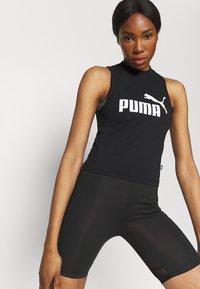 Puma - HIGH NECK TANK - Top - black - 2