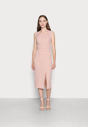 ALLEN MIDI DRESS - Cocktail dress / Party dress - blush pink