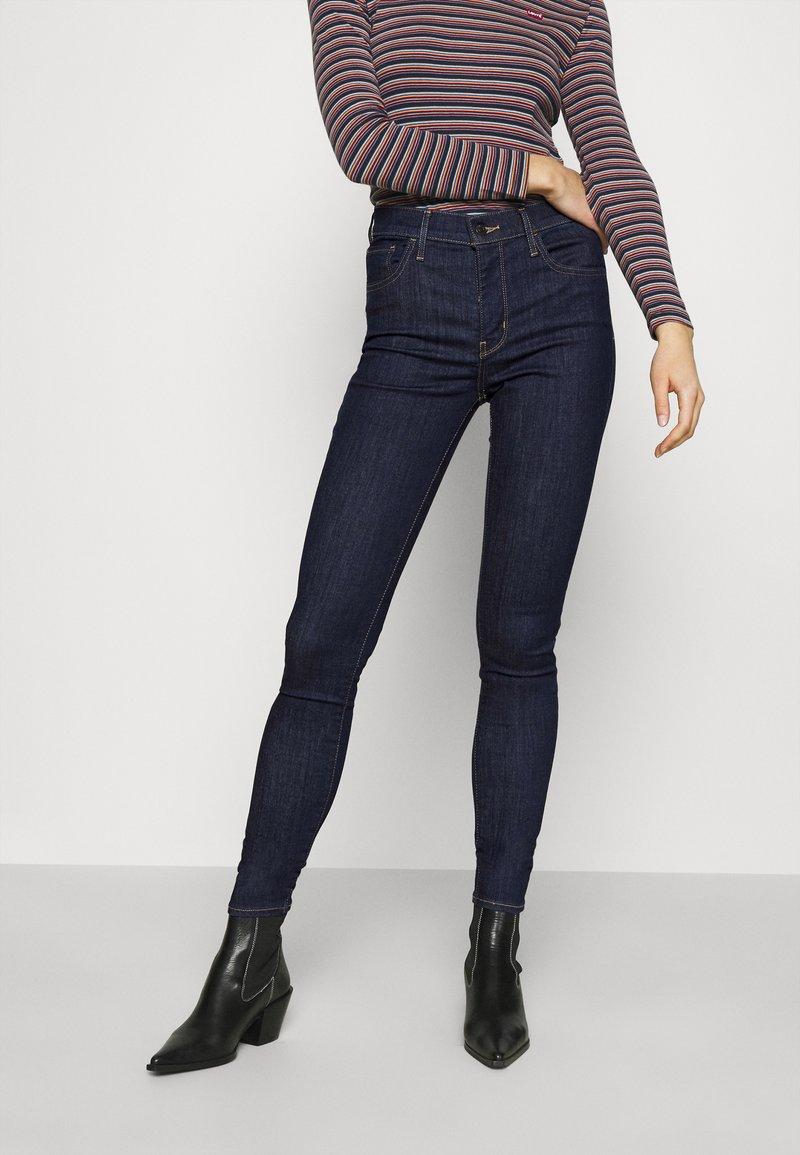 Levi's® - 720 HIRISE SUPER SKINNY - Jeans Skinny Fit - deep serenity