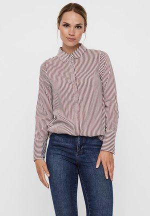 Button-down blouse - snow white 3