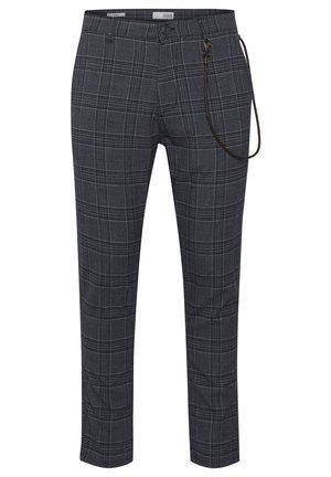 TRAVIS - Pantalon classique - grey mel