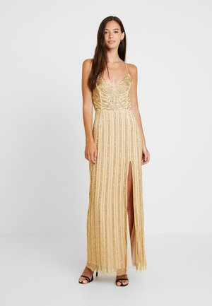 MUNA MAXI - Occasion wear - gold
