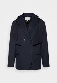 3.1 Phillip Lim - HOODED CUTOUT - Short coat - midnight - 9
