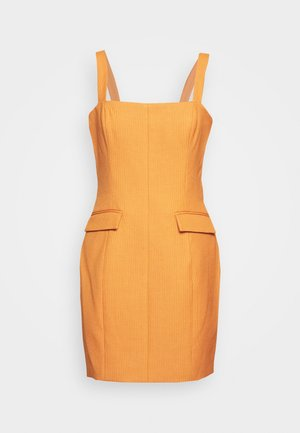 TAKE ME HIGHER DRESS - Tubino - orange