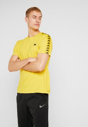 GRENNER - T-shirt imprimé - sulphur