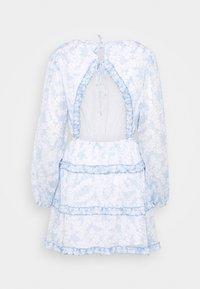 Gina Tricot - SONJA DRESS - Kjole - blue - 8