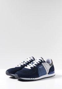 Pepe Jeans - TINKER - Zapatillas - navy blue - 2