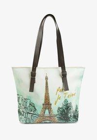 Mumka - PARIS - Tote bag - multicolor - 0