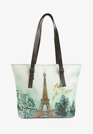 PARIS - Cabas - multicolor
