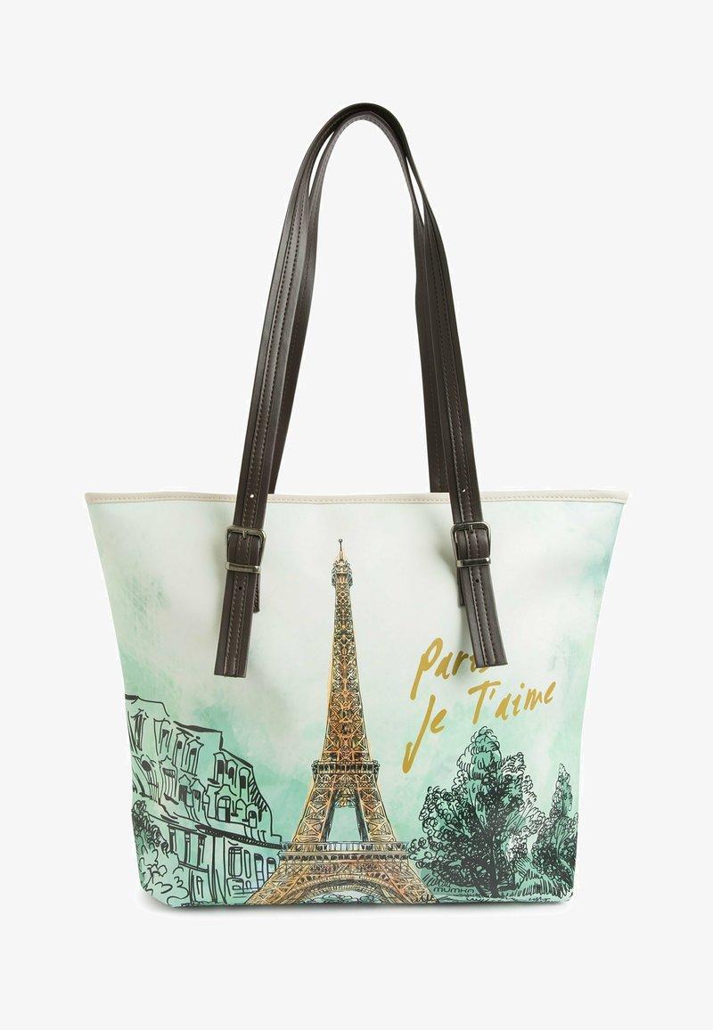 Mumka - PARIS - Tote bag - multicolor