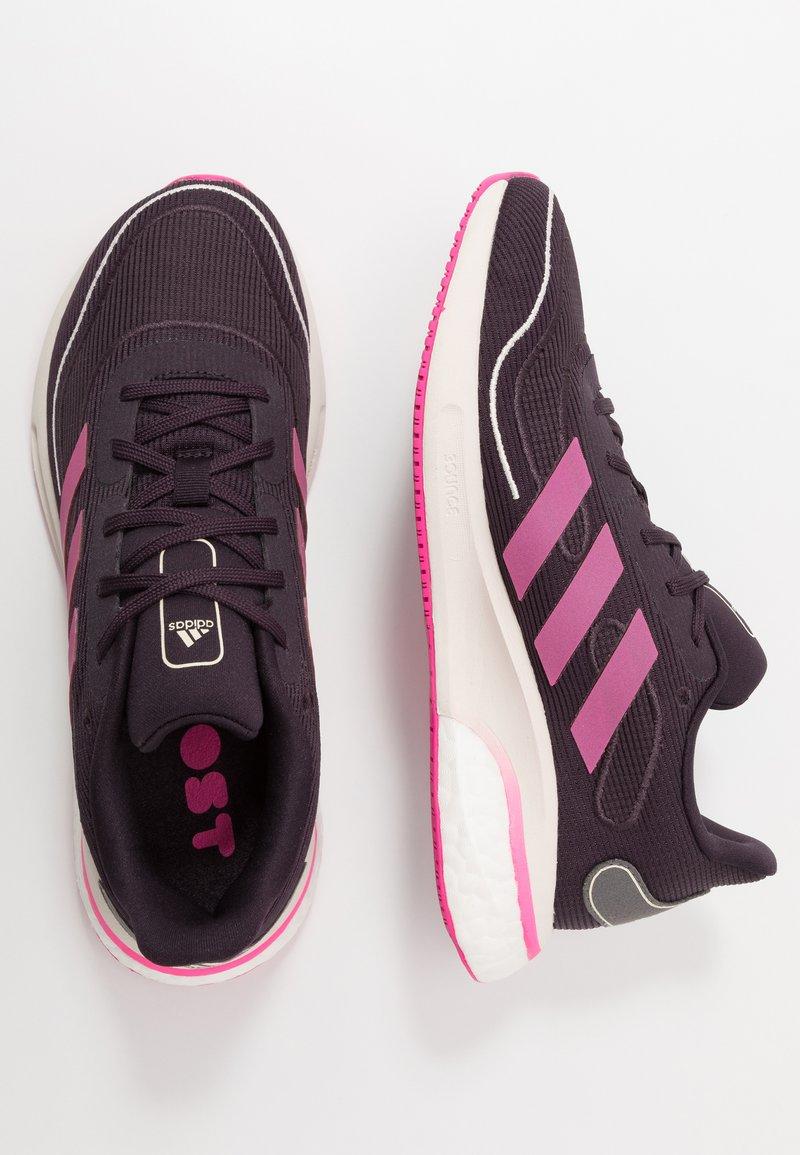 adidas Performance - SUPERNOVA SPORTS RUNNING SHOES UNISEX - Neutral running shoes - purple