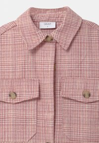 Grunt - PIA - Button-down blouse - pastel red - 2