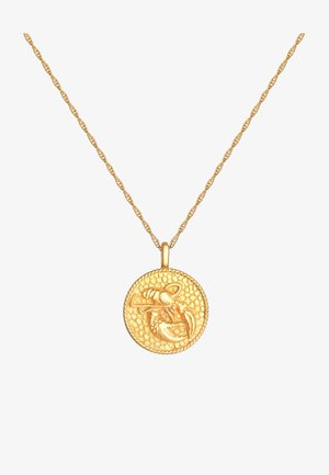 ZODIAC SIGN CANCER - Necklace - gold