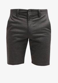 Volcom - FRCKN MDN STRCH SHT - Shorts - charcoal heather - 3