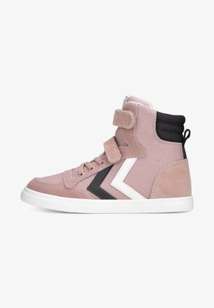 SLIMMER STADIL LOW JR - High-top trainers - rosa