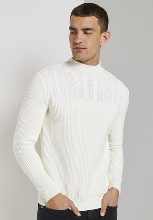 Jumper - light marsmallow