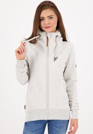 VIVIANAK - Zip-up hoodie - cloudy