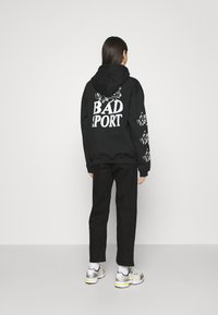 NEW girl ORDER - BAD SPORT HOODIE - Hoodie - black - 2