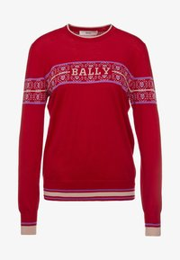 Bally - Svetr - cherry - 3