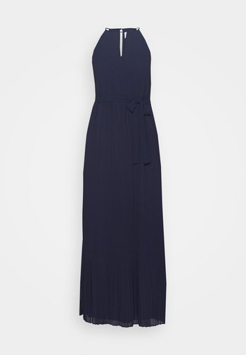 VIKATELYN HALTERNECK DRESS - Iltapuku - navy blazer