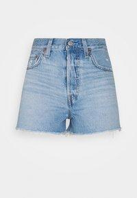 RIBCAGE  - Denim shorts - bernal frost