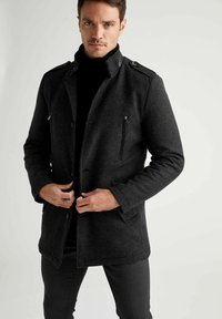 DeFacto - Klassinen takki - black - 0