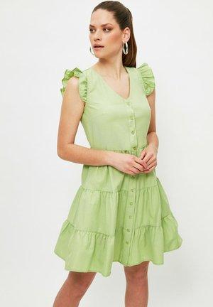 Vardagsklänning - green