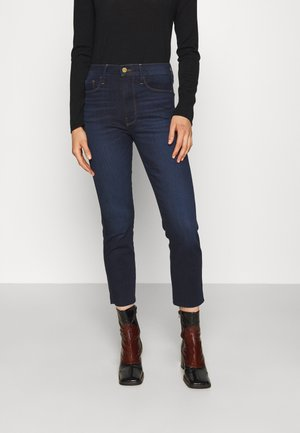 LE PIXIE SYLVIE RAW AFTER - Jeans Slim Fit - glade