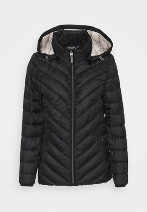 PER THIN - Light jacket - black