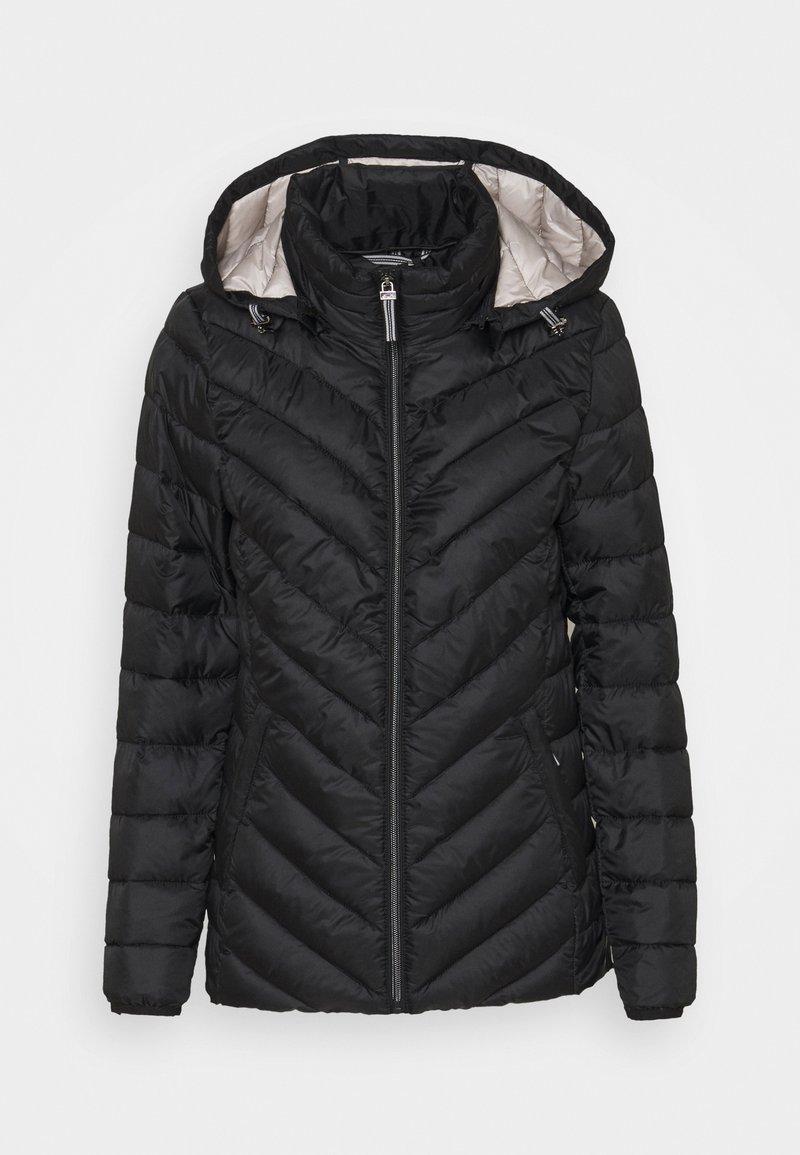 Esprit - PER THIN - Lett jakke - black