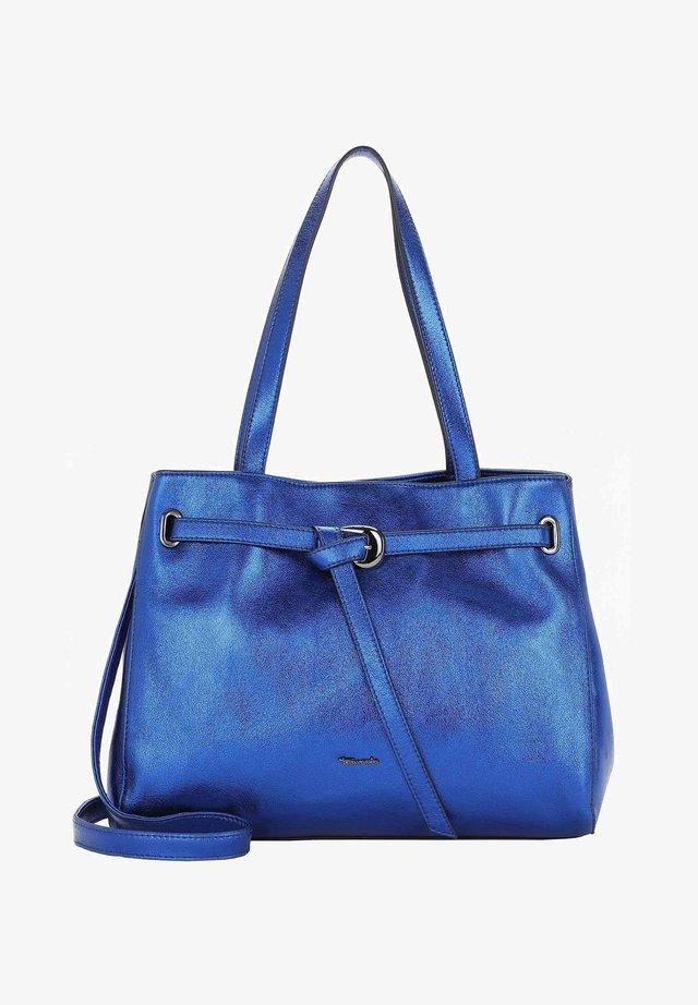 BELINDA - Shopping Bag - royal
