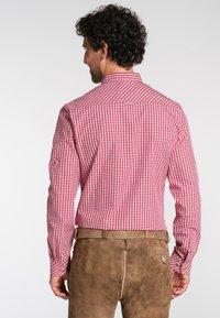 Spieth & Wensky - Shirt - red - 1
