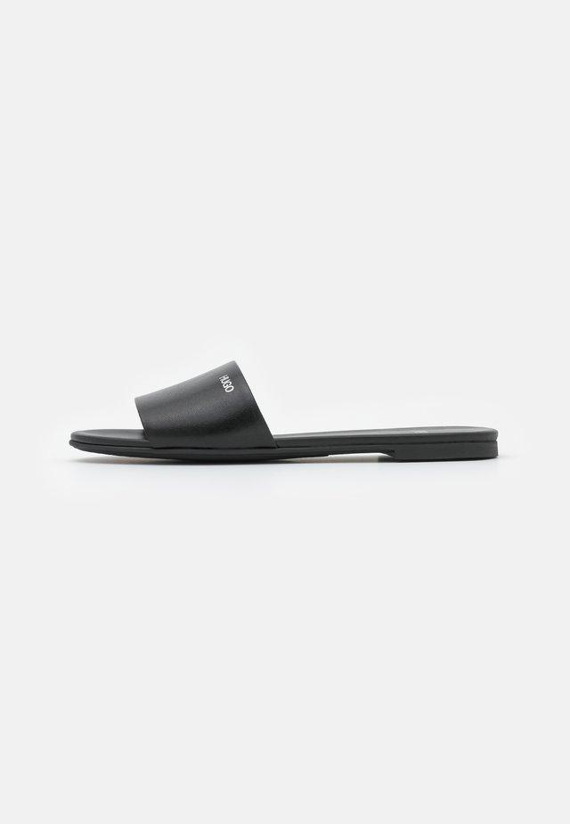 MULES REQUEST - Pantofle - black
