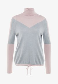 Bogner Fire + Ice - XENA - Sweter - pink/light grey - 3
