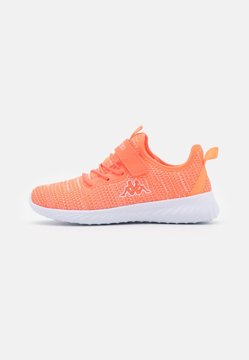Kappa - CAPILOT UNISEX - Sports shoes - coral/white