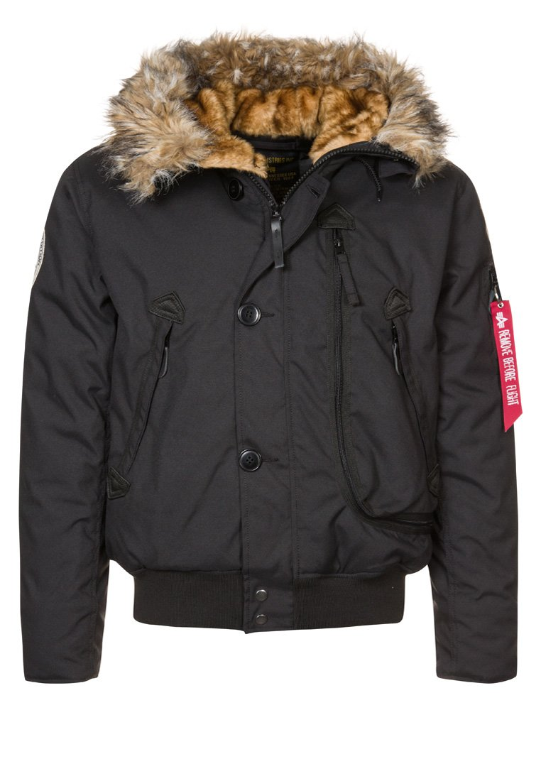 Alpha Industries - Winter jacket - black