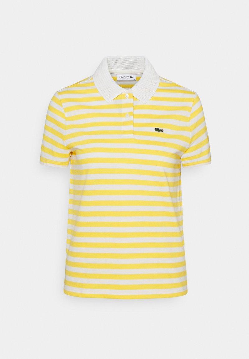 Lacoste - Polo shirt - anthemis/flour