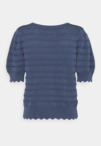 Object - OBJSAVA - Basic T-shirt - ensign blue - 1