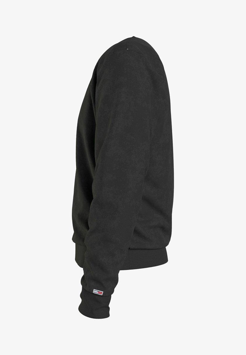 Tommy Jeans - Sweatshirt - black