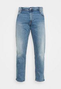 Jack & Jones - JJIGLENN JJORIGINAL - Straight leg jeans - blue denim - 3