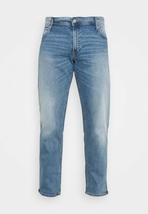 JJIGLENN JJORIGINAL - Straight leg jeans - blue denim