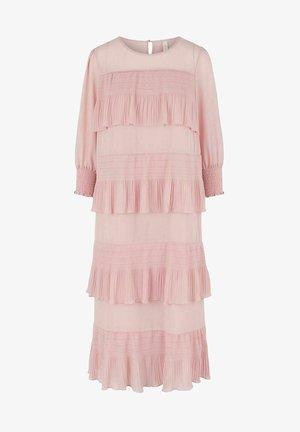 Maxi dress - rosette