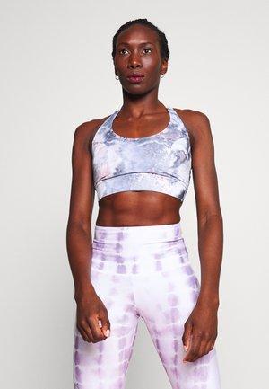 WARRIOR BRA - Sports bra - dreamy marble